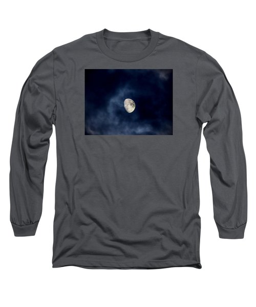 Blue Vapor Long Sleeve T-Shirt