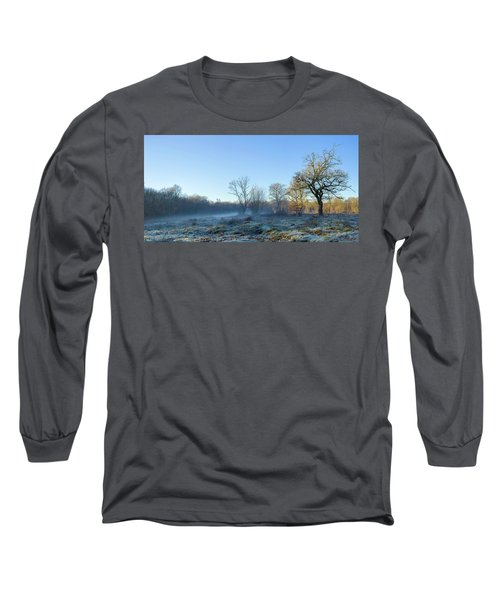 Misty Clearing Long Sleeve T-Shirt