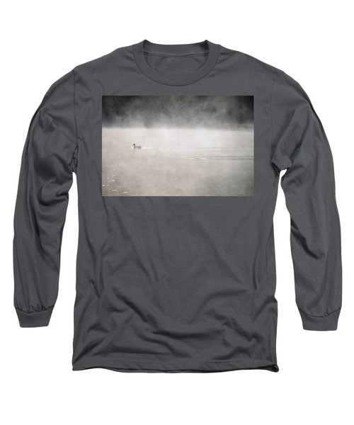 Misty Duck Long Sleeve T-Shirt