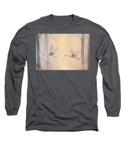 Misty Flight Long Sleeve T-Shirt