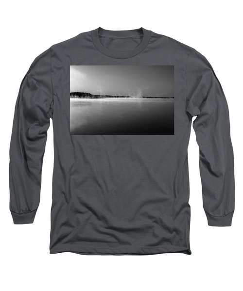 Misty Morning Long Sleeve T-Shirt