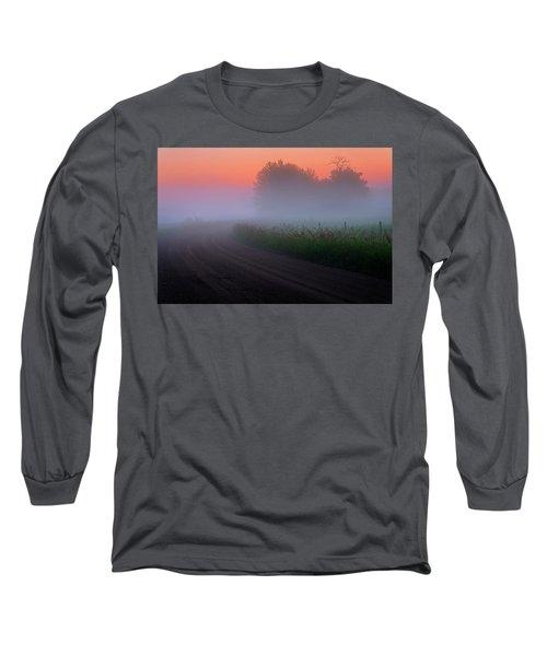 Misty Mornings Long Sleeve T-Shirt