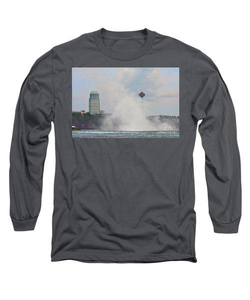 Misty Skylon Long Sleeve T-Shirt