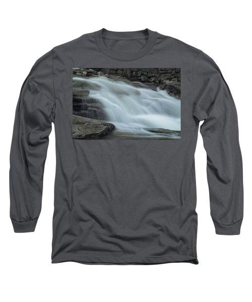 Misty Stickney Brook Long Sleeve T-Shirt by Tom Singleton