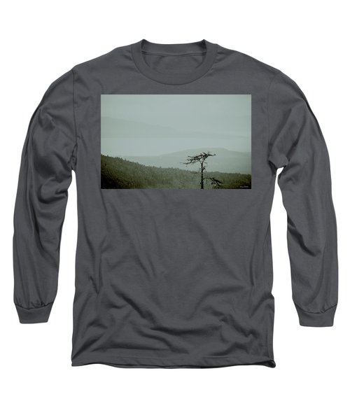 Misty View Long Sleeve T-Shirt