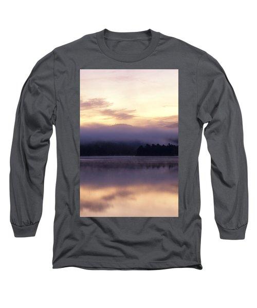 Misty Waters Long Sleeve T-Shirt
