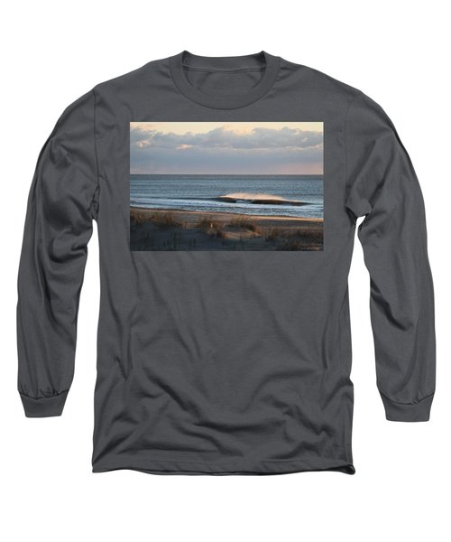 Misty Waves Long Sleeve T-Shirt