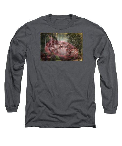 Long Sleeve T-Shirt featuring the photograph Mix 2 by Leif Sohlman