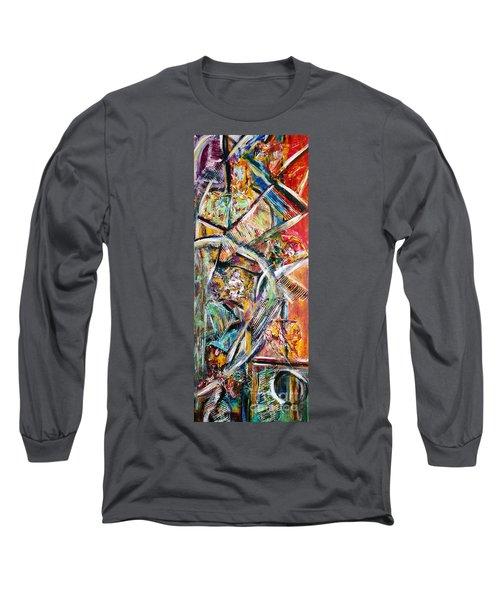 Mix And Match Long Sleeve T-Shirt
