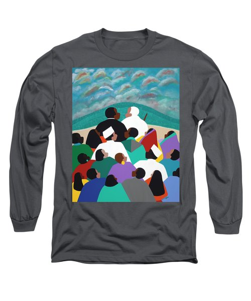 Mlk Called To Serve Long Sleeve T-Shirt