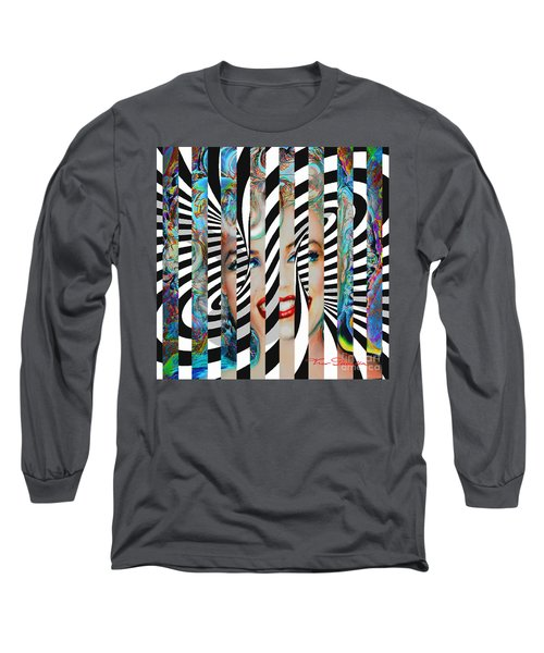 Mmother Of Pearl Sis 3 Long Sleeve T-Shirt