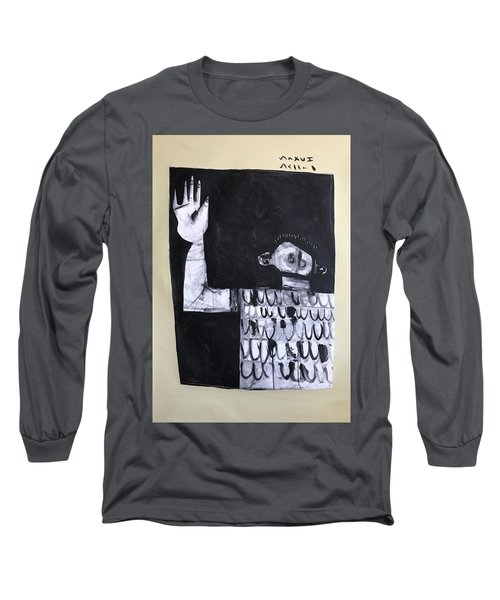 Mmxvii Surrender Long Sleeve T-Shirt