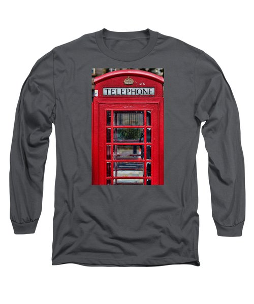 Mobile Phone Case Long Sleeve T-Shirt