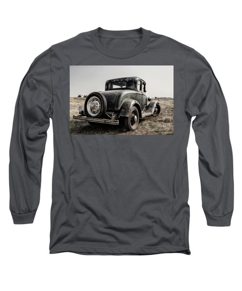 Model A Long Sleeve T-Shirt
