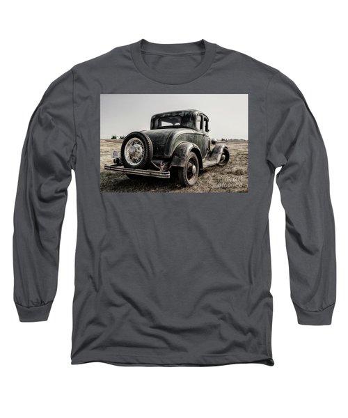 Model A Long Sleeve T-Shirt