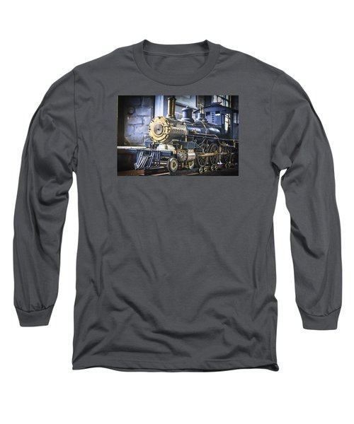 Model Train Long Sleeve T-Shirt