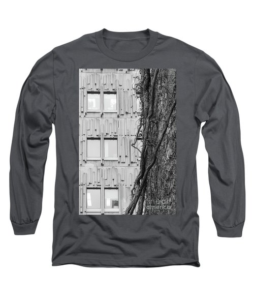 Modern And Nature Long Sleeve T-Shirt