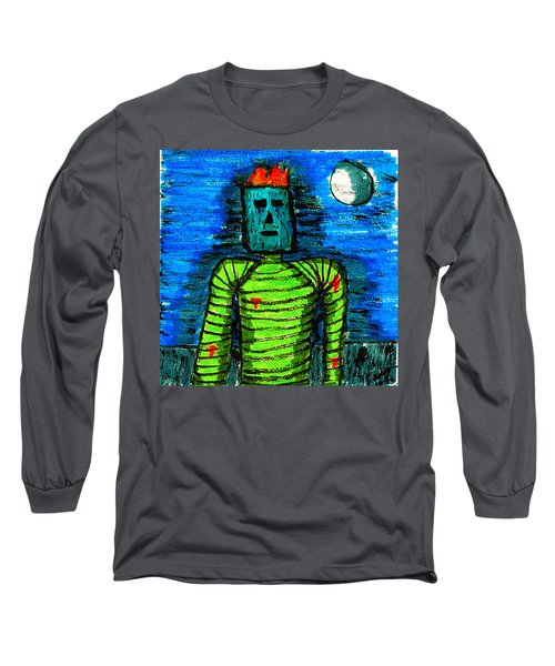 Modern Prometheus Long Sleeve T-Shirt