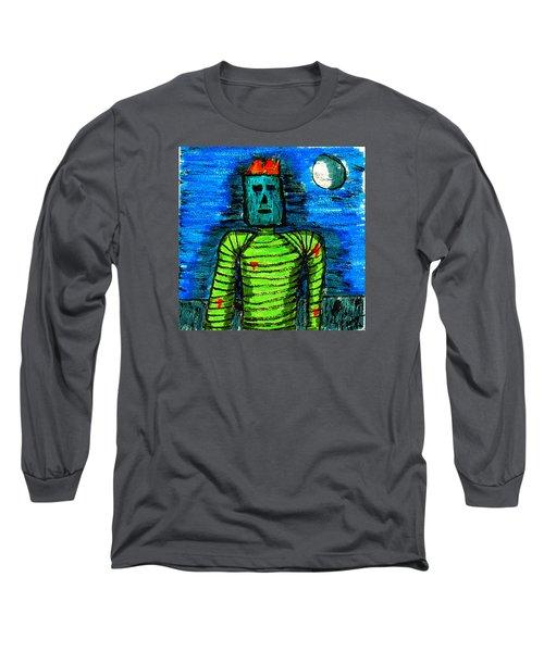 Modern Prometheus Long Sleeve T-Shirt