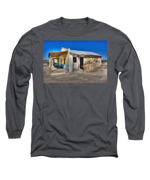 Mojave Times Long Sleeve T-Shirt by Richard J Cassato
