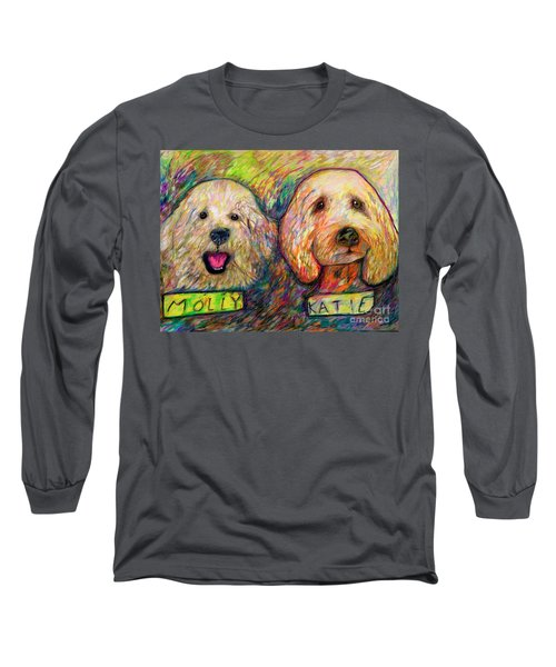 Molly And Katie Long Sleeve T-Shirt