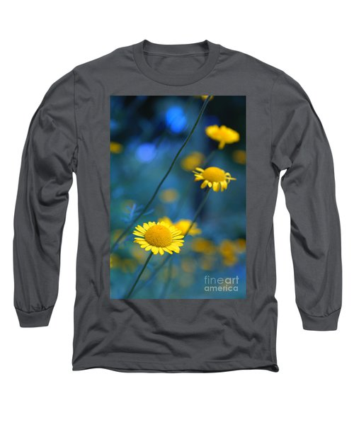 Momentum 04a Long Sleeve T-Shirt by Variance Collections