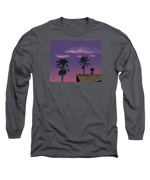 Mom's House Long Sleeve T-Shirt