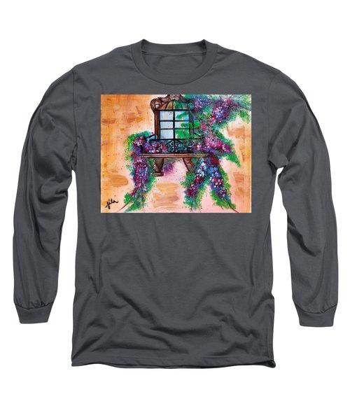 Mon Amour  Long Sleeve T-Shirt