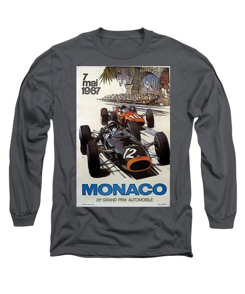 Monaco 67 Long Sleeve T-Shirt