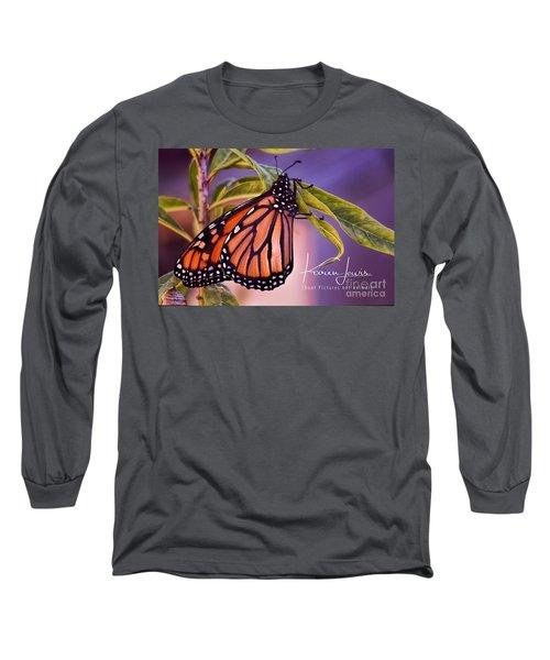 Monarch Beauty Long Sleeve T-Shirt