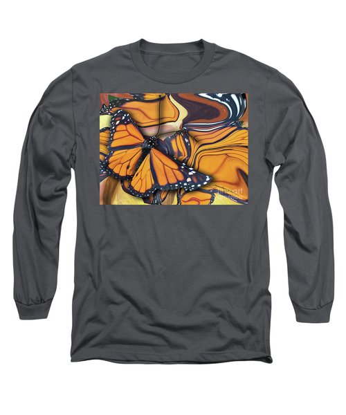 Monarch Flight Long Sleeve T-Shirt