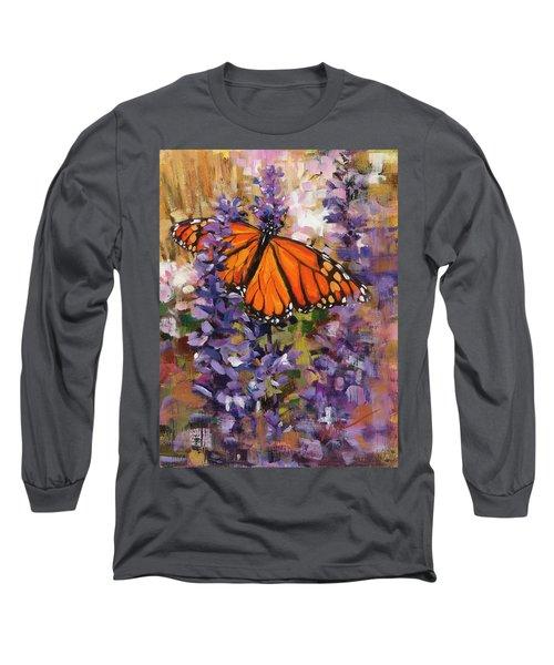 Monarch Long Sleeve T-Shirt