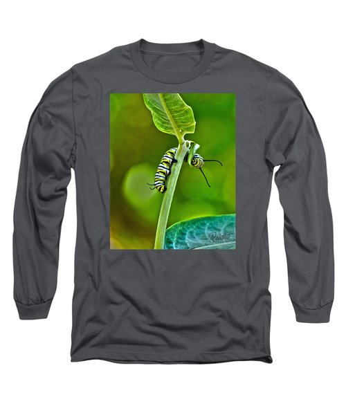 Monarch Munchies Long Sleeve T-Shirt