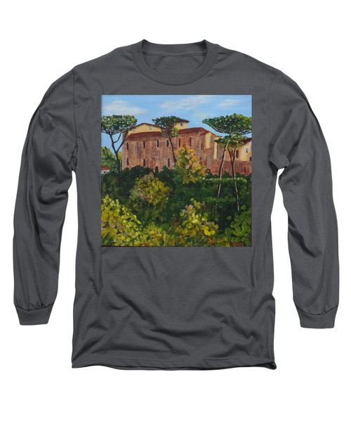 Monastero Long Sleeve T-Shirt