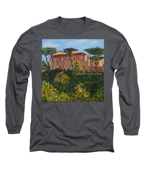 Monastero Long Sleeve T-Shirt