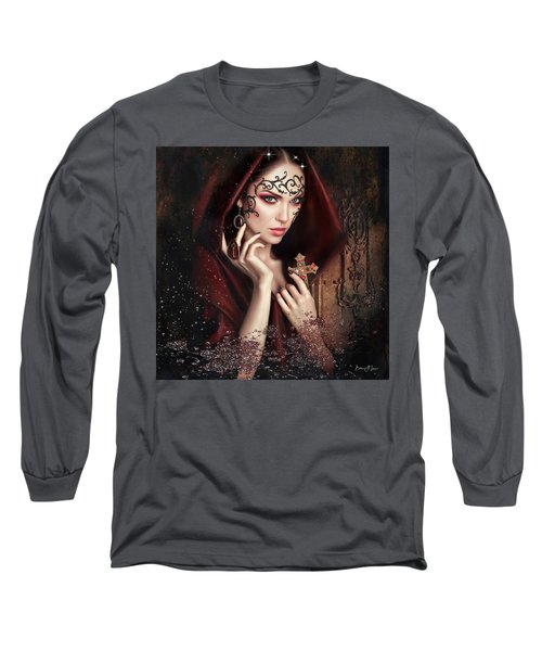 Monastery Secrets Long Sleeve T-Shirt