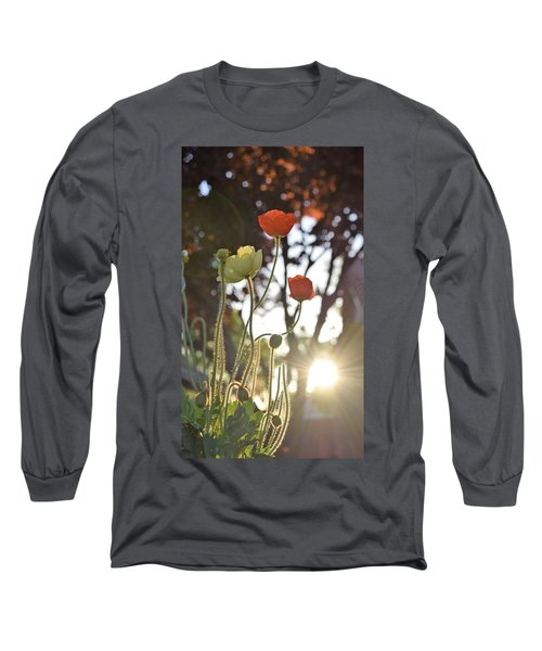 Monday Morning Sunrise Long Sleeve T-Shirt
