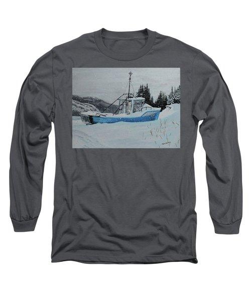 Monica V Long Sleeve T-Shirt