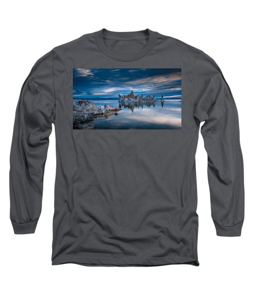 Mono Lake Tufas Long Sleeve T-Shirt