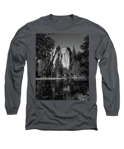 Monolith Long Sleeve T-Shirt by Ryan Weddle
