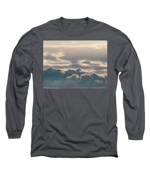 Monsoon Clouds Long Sleeve T-Shirt
