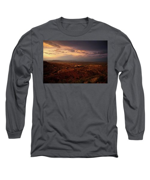 Monsoon Storm Afterglow Long Sleeve T-Shirt