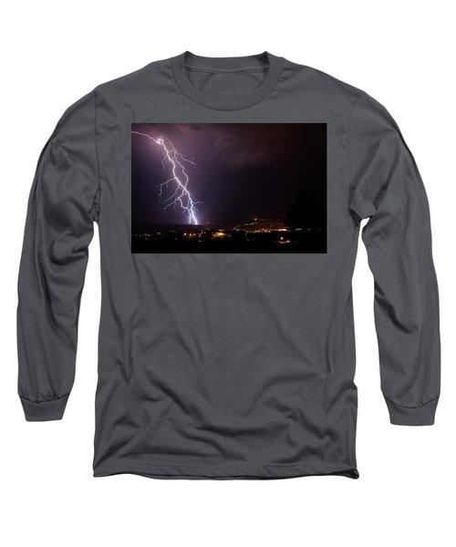 Monsoon Storm Long Sleeve T-Shirt