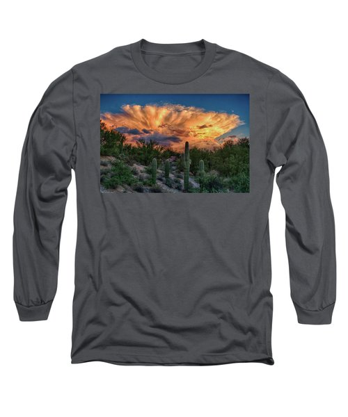 Monsoon Sunset Long Sleeve T-Shirt