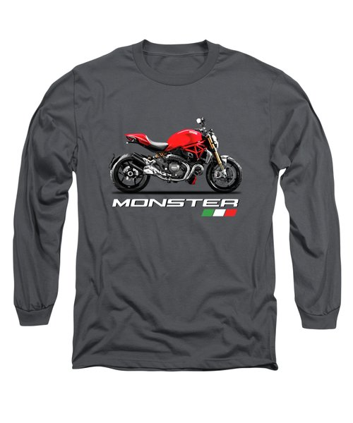 Monster 1200 Long Sleeve T-Shirt