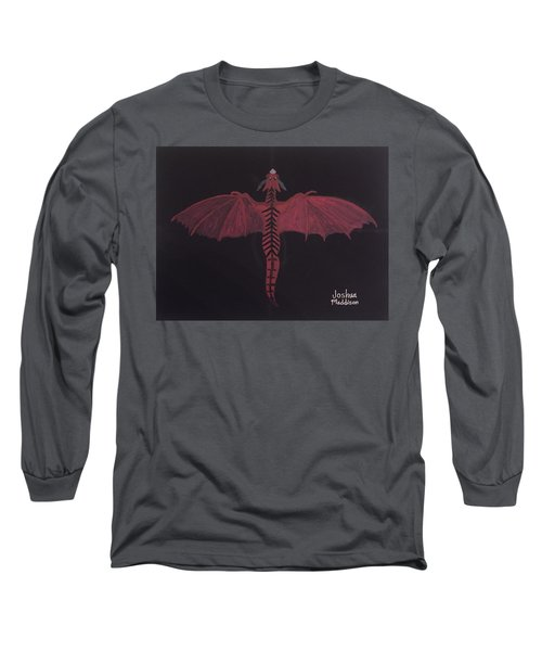 Monsterart Dragonsaurus Long Sleeve T-Shirt