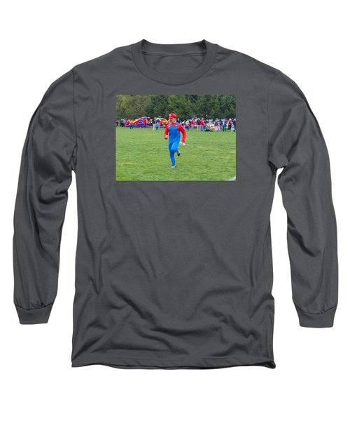 Monster Dash 12 Long Sleeve T-Shirt