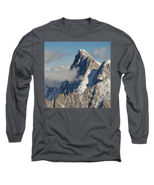 Mont Blanc Du Tacul Long Sleeve T-Shirt