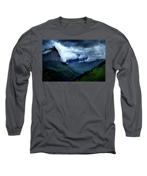 Montana Mountain Vista Long Sleeve T-Shirt