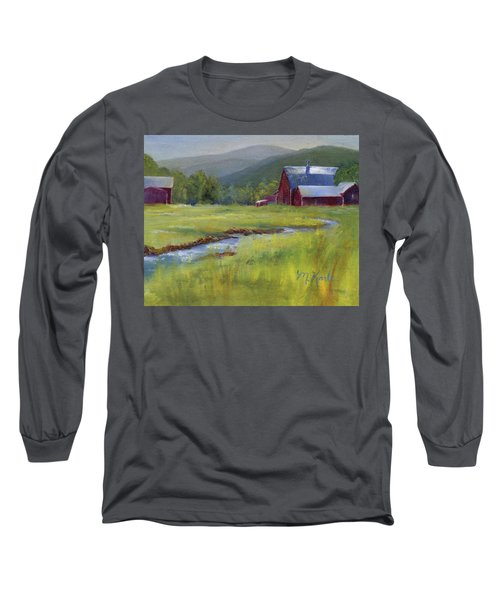 Montana Ranch Long Sleeve T-Shirt